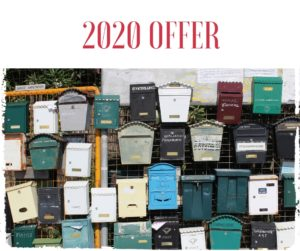 Snail Mail Offer