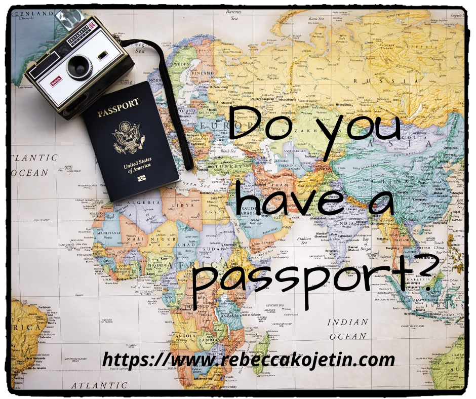 Do you have a passport?