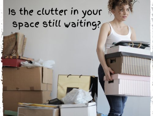 How to declutter?